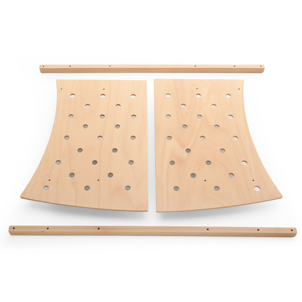 Stokke Sleepi Jr. Conversion Kit in Natural (To convert Crib to Junior Bed; mattress not included)