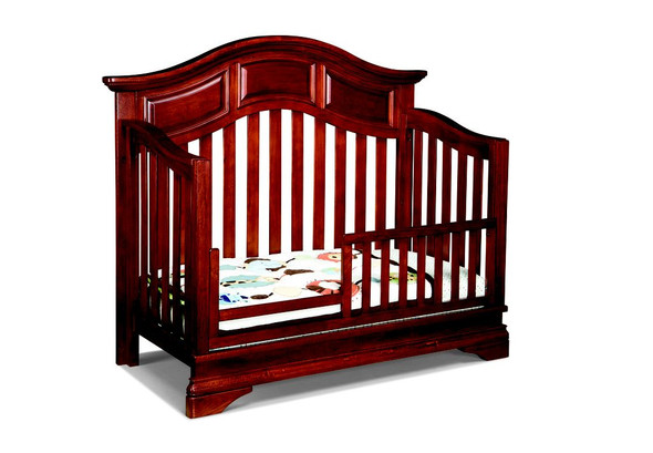 Westwood Donnington Collection Toddler Rail in Virginia Cherry
