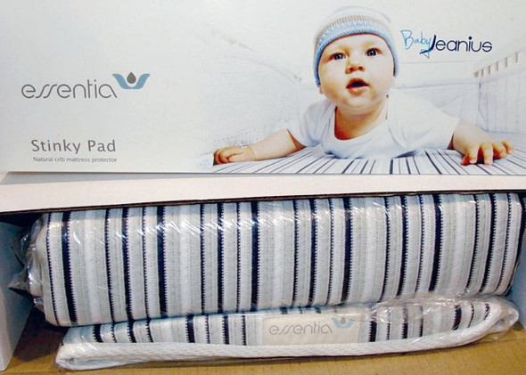 Tulip Leander Waterproof Pad oval for Leander Crib