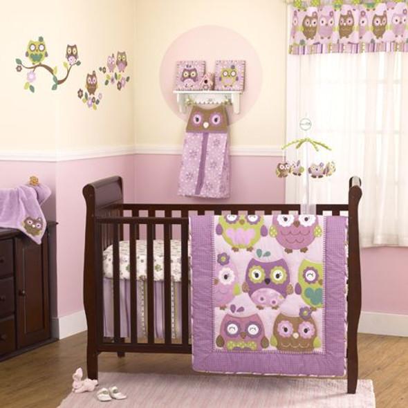 CoCo and Company Owl Wonderland 4 Piece Set