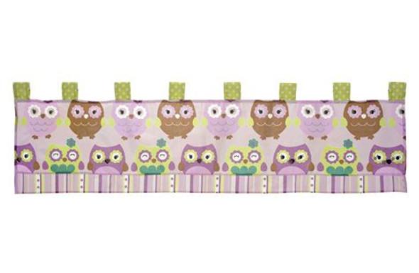 CoCo and Company Owl Wonderland Valance