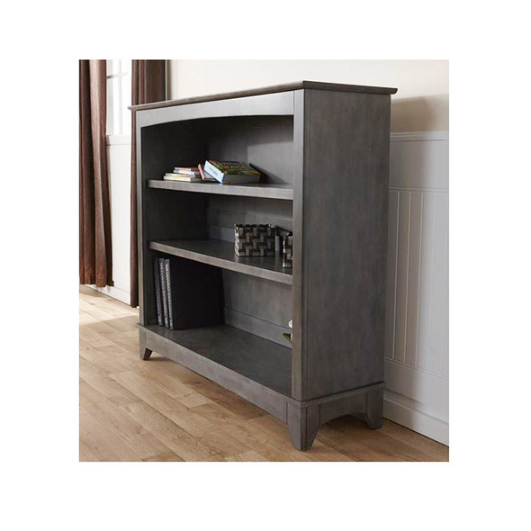 Pali Universal Bookcase/Hutch in Slate