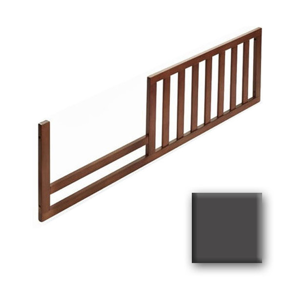 Pali Lucca Collection Toddler Guard Rail in Slate