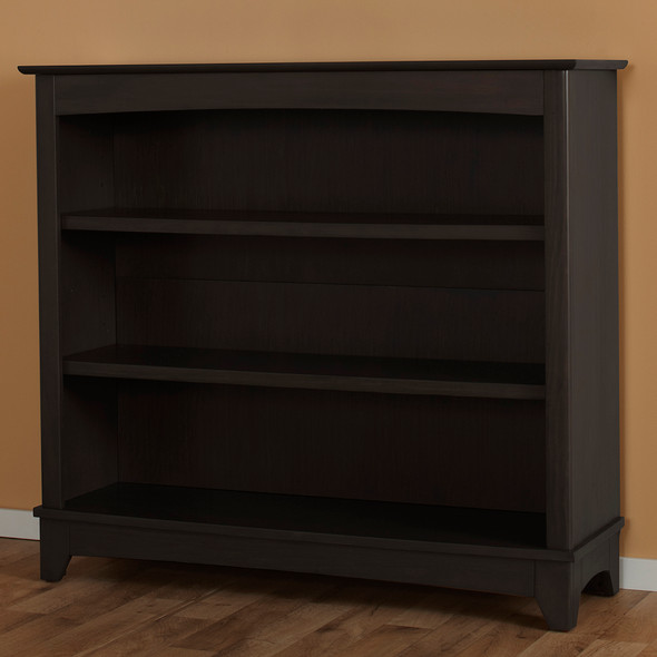 Pali Marina Collection Bookcase Hutch in Onyx