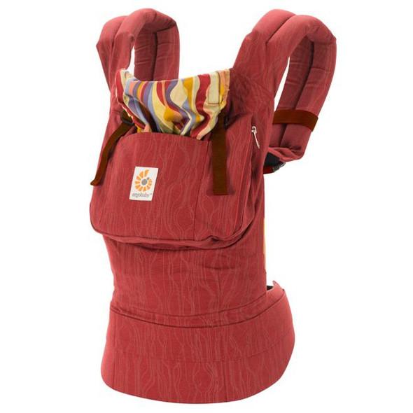 Ergobaby Original Collection Baby Carrier -  Sangria