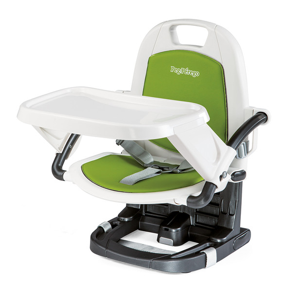 Peg Perego Rialto Booster Seat in Apple Green