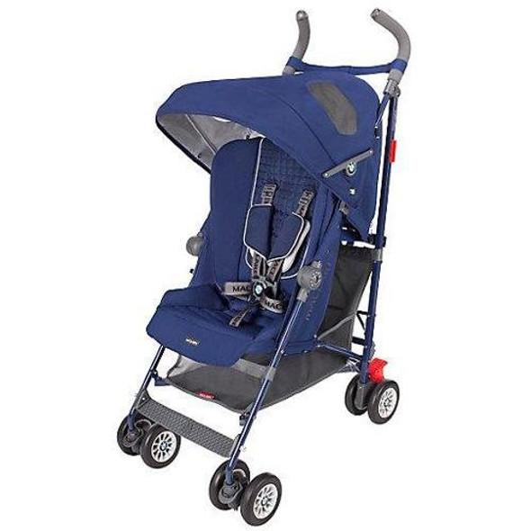 Maclaren BMW Stroller in Medieval Blue