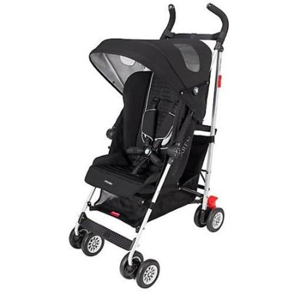 Maclaren BMW Stroller in Black Carbon