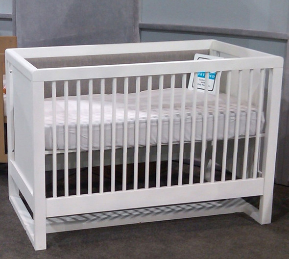 Tulip Juvenile Soren Collection Crib To Double in White
