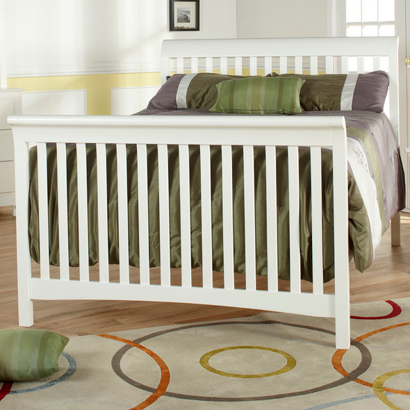 Pali Merano Collection Forever Crib in White