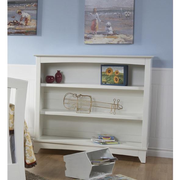 Pali Treviso Collection Bookcase/Hutch in White