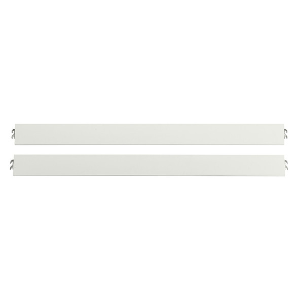 Pali Treviso Collection Universal Rails in White