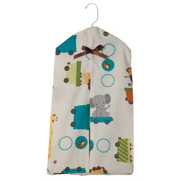 Bedtime Originals Choo Choo Collection Diaper Stacker