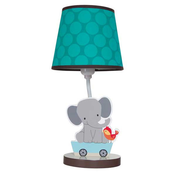 Bedtime Originals Choo Choo Collection Lamp with Shade