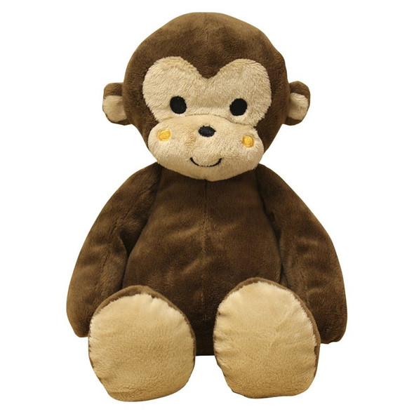 Bedtime Originals Jungle Buddies Plush Monkey
