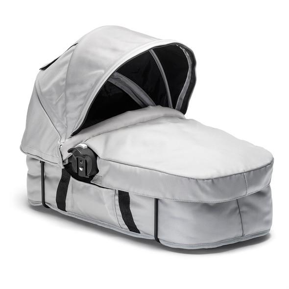 Baby Jogger City Select Bassinet Kit-Black Frame-Silver