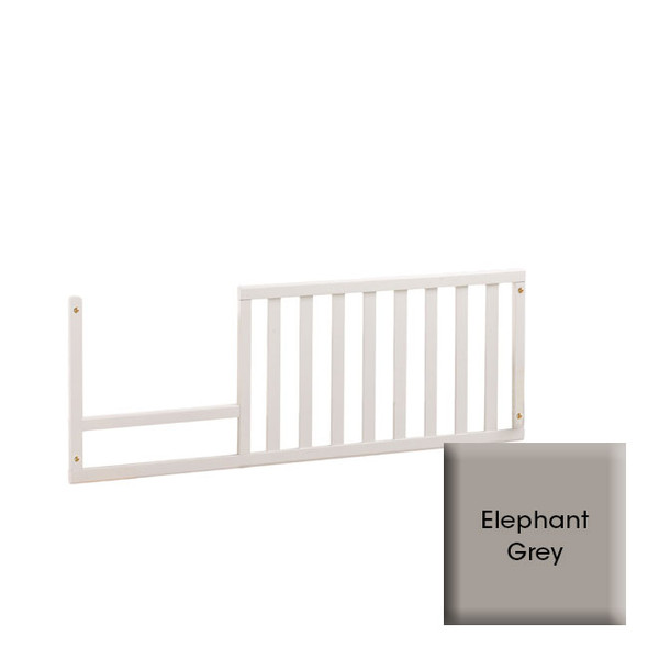 NEST Milano Collection Toddler Gate in Elephant Grey