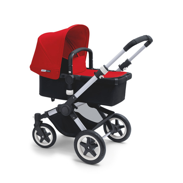 Bugaboo Buffalo Stroller Fabric Set in Red