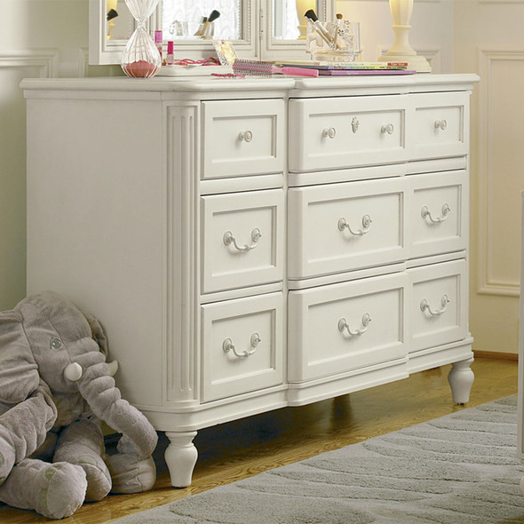 Smart Stuff Gabriella Drawer Dresser in Lace