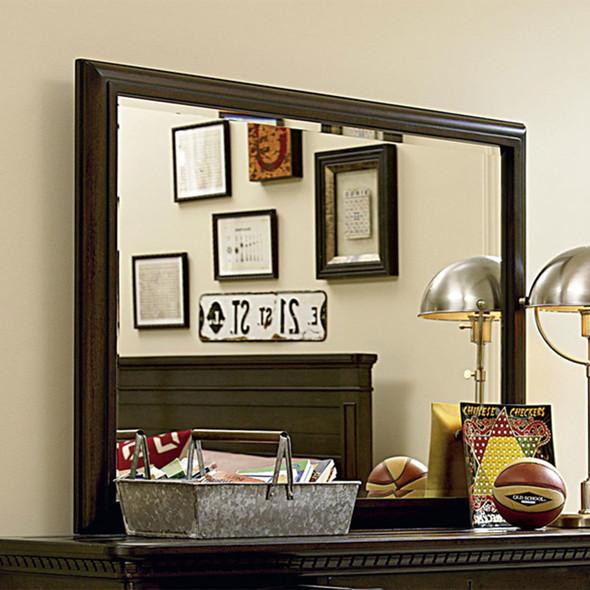 Smart Stuff Paula Deen Kids - Guys Mirror in Molasses