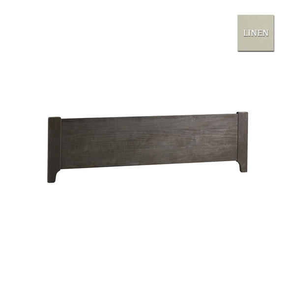 "Natart Low profile footboard 54"" in Linen"