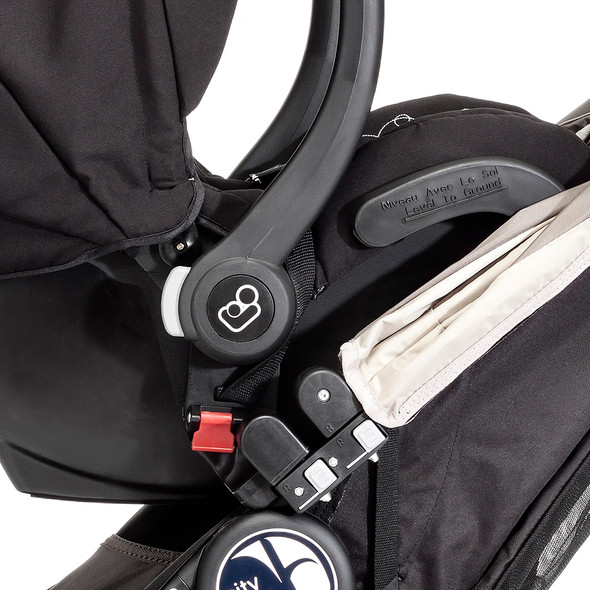 Baby Jogger Car Seat Adapter for MB Single-Maxi/Cybex/Nuna