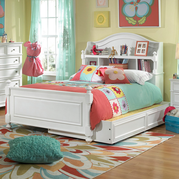 Legacy Classic Kids Madison Twin Size Bookcase Bed