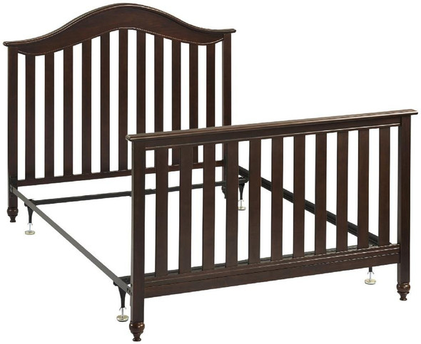 Ti Amo Headboard and Footboard Metal Bed Frame