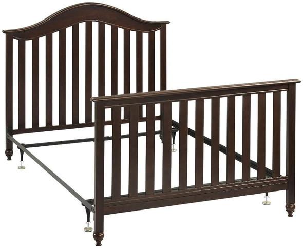 Ti Amo Headboard and Footboard Metal Bed Frame