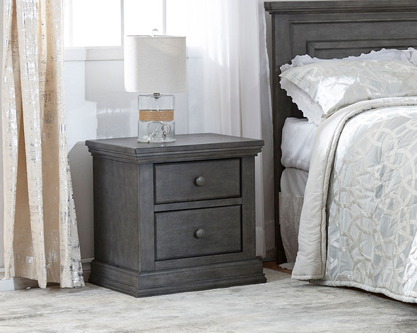 Pali Modena Collection Nightstand in Granite