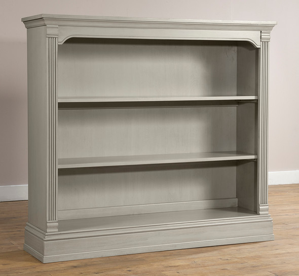 Stella Baby and Child Trinity Collection Hutch/Bookcase in Chateau