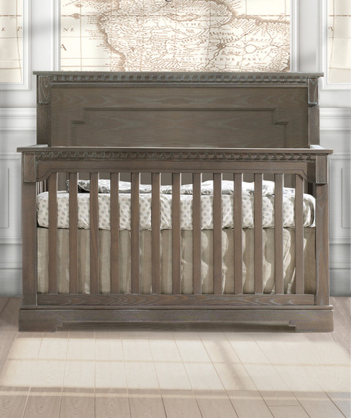 Natart Ithaca Collection 5 in 1 Convertible Crib in Owl