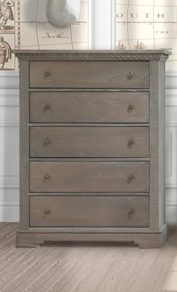 Natart Ithaca Collection 5 Drawer Dresser in Owl