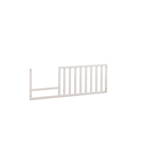 Natart Rustico Collection Toddler Gate in White