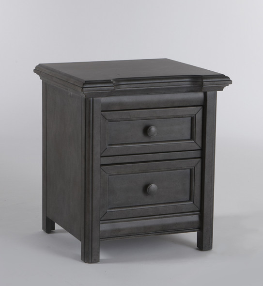 Pali Cristallo Nightstand in Granite