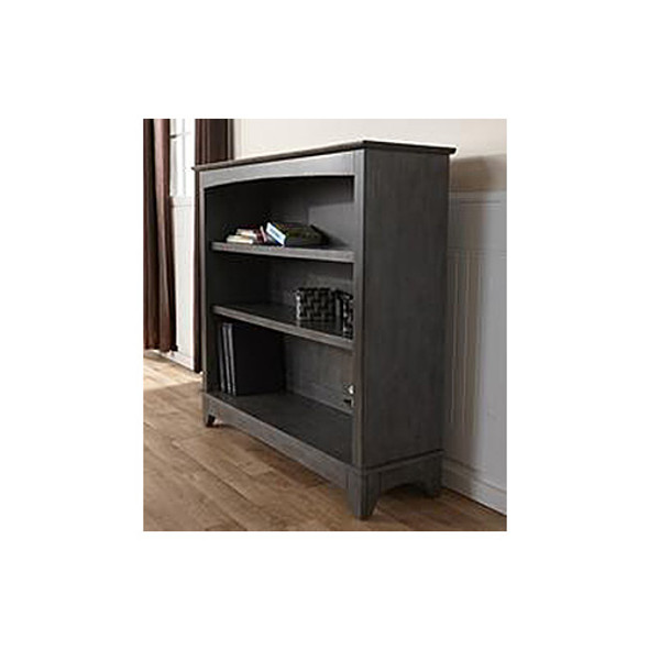 Pali Cristallo Bookcase Hutch in Granite