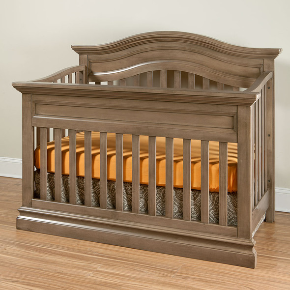 Westwood Stone Harbor Convertible Crib in Cashew