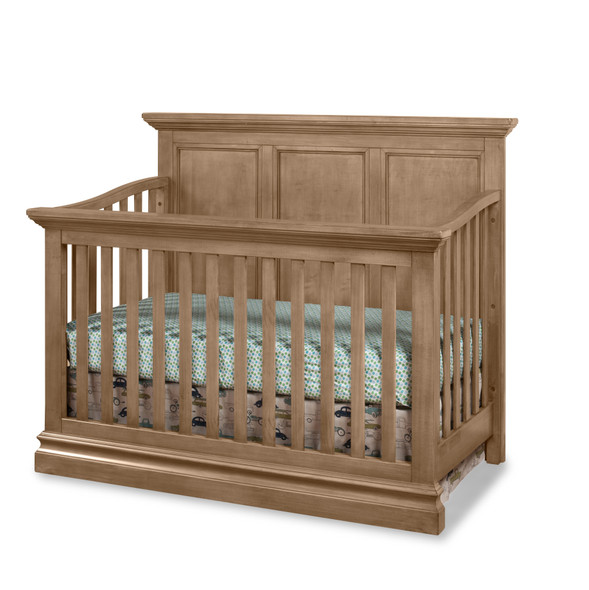 Westwood Pine Ridge Convertible Crib in Cashew
