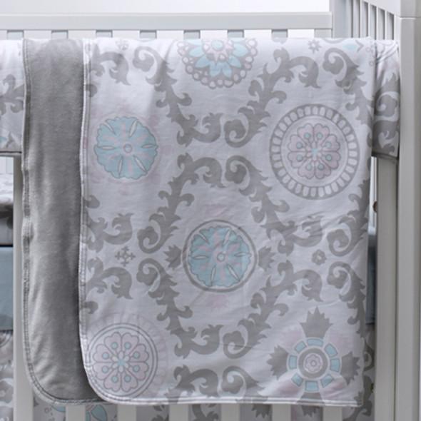 Pali Stella Crib Blanket