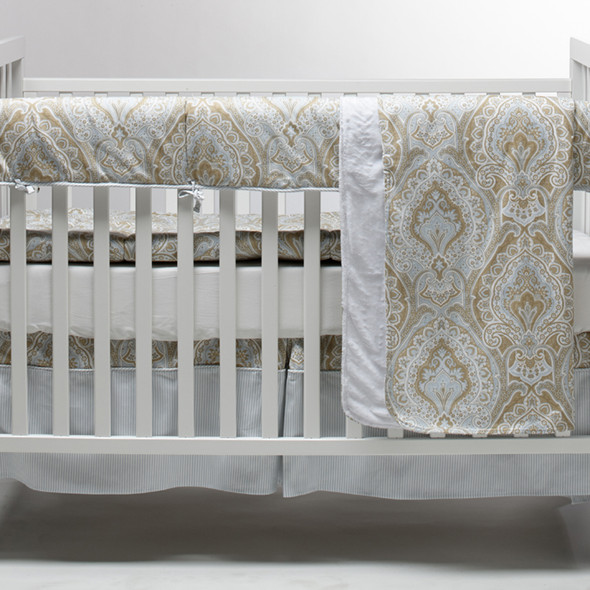 Pali Regale 4 Piece Bedding Set