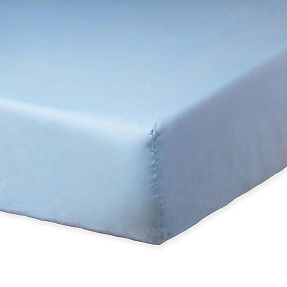 Pali Blue Crib Sheet