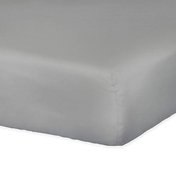 Pali Gray Crib Sheet