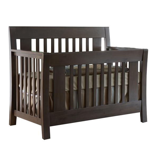 Pali Emilia Crib in Slate