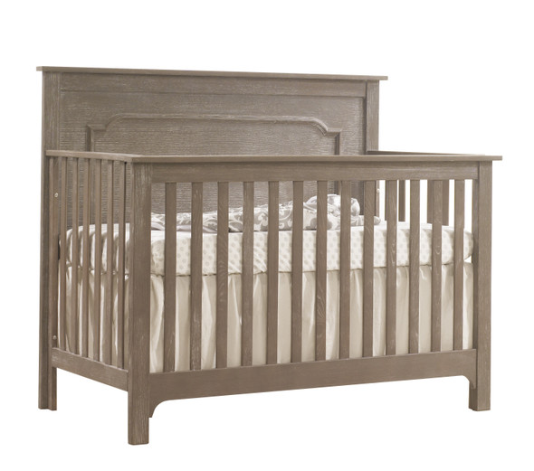 NEST Emerson Collection 4 in 1 Convertible Crib in Sugar Cane