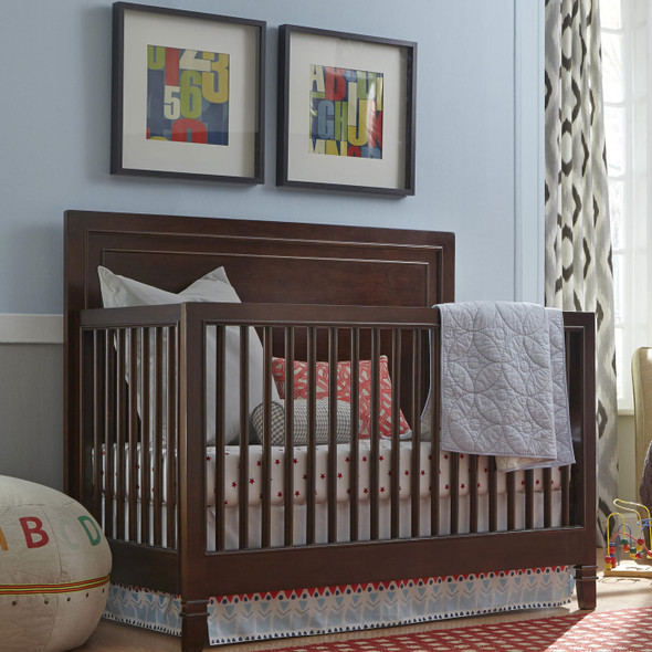 Smart Stuff FreeStyle Convertible Crib in Mocha