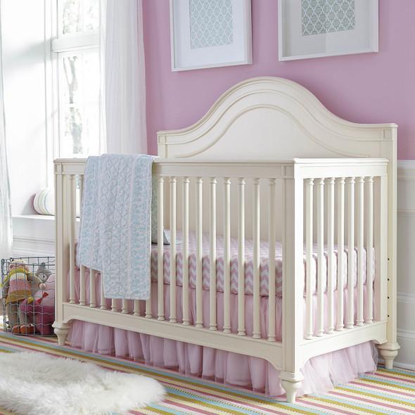 Smart Stuff Gabriella Convertible Crib in Lace