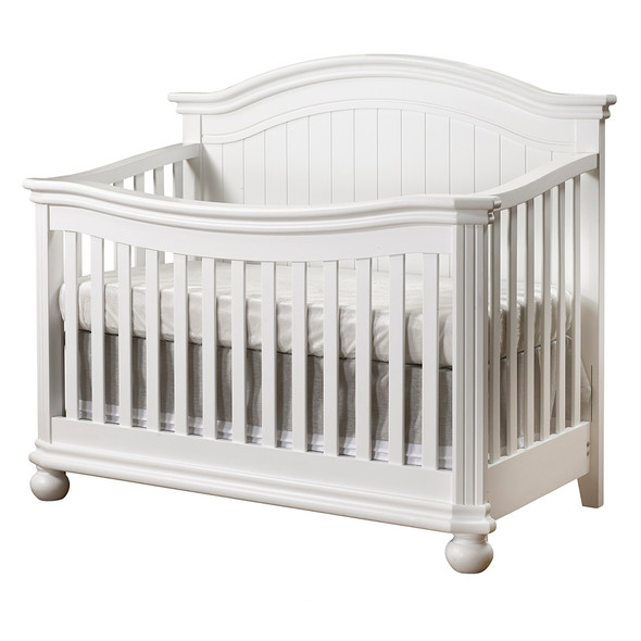 Sorelle Finley 4 in 1 Convertible Crib in White