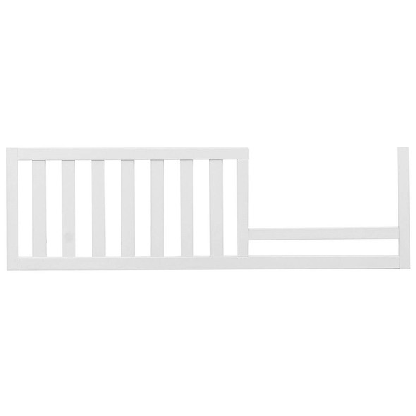 Sorelle #136 Universal Toddler Guard Rail in White
