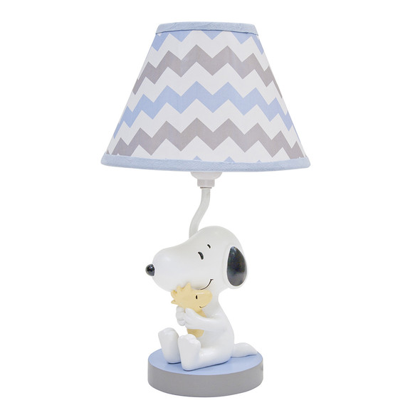 Lambs & Ivy My Little Snoopy Lamp