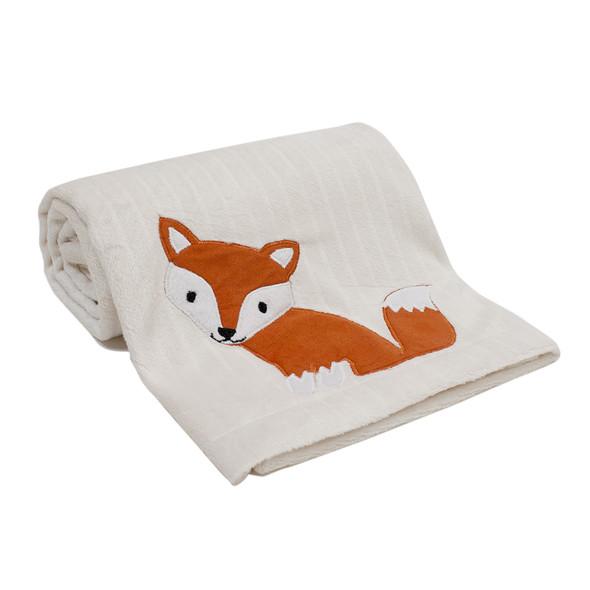 Lambs & Ivy Woodland Tales Blanket